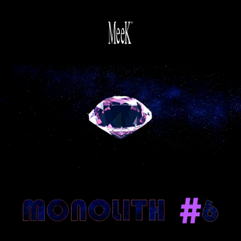 MeeK 'Monolith #6', single sur iTunes